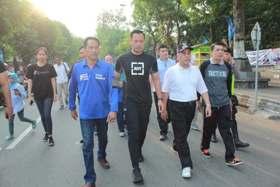 Hari ini, SBY dan AHY Dijadwalkan Kunjungi Kebumen