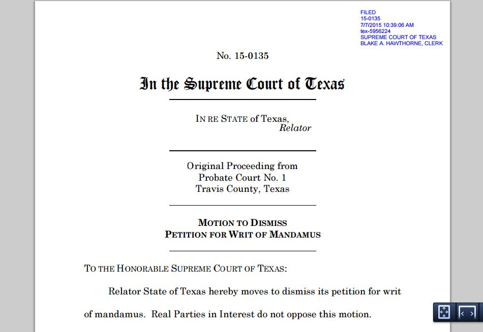 Homosexual marriage laws in texas