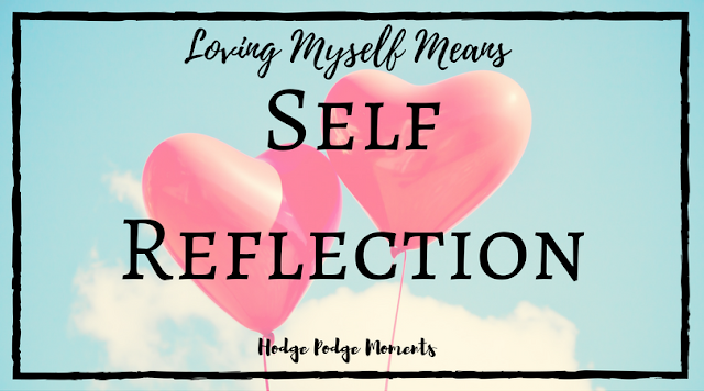 Loving Myself Means
