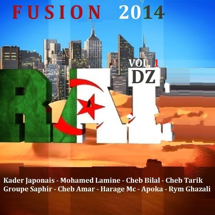 Rai Fusion-DZ 2014 Vol. 1