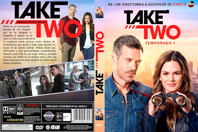 CARATULA - [SERIE DE TV] TAKE TWO - TEMPORADA 1 - 2018
