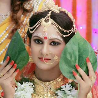 Trina Saha Star Jalsha Serial Khokababu Marriage