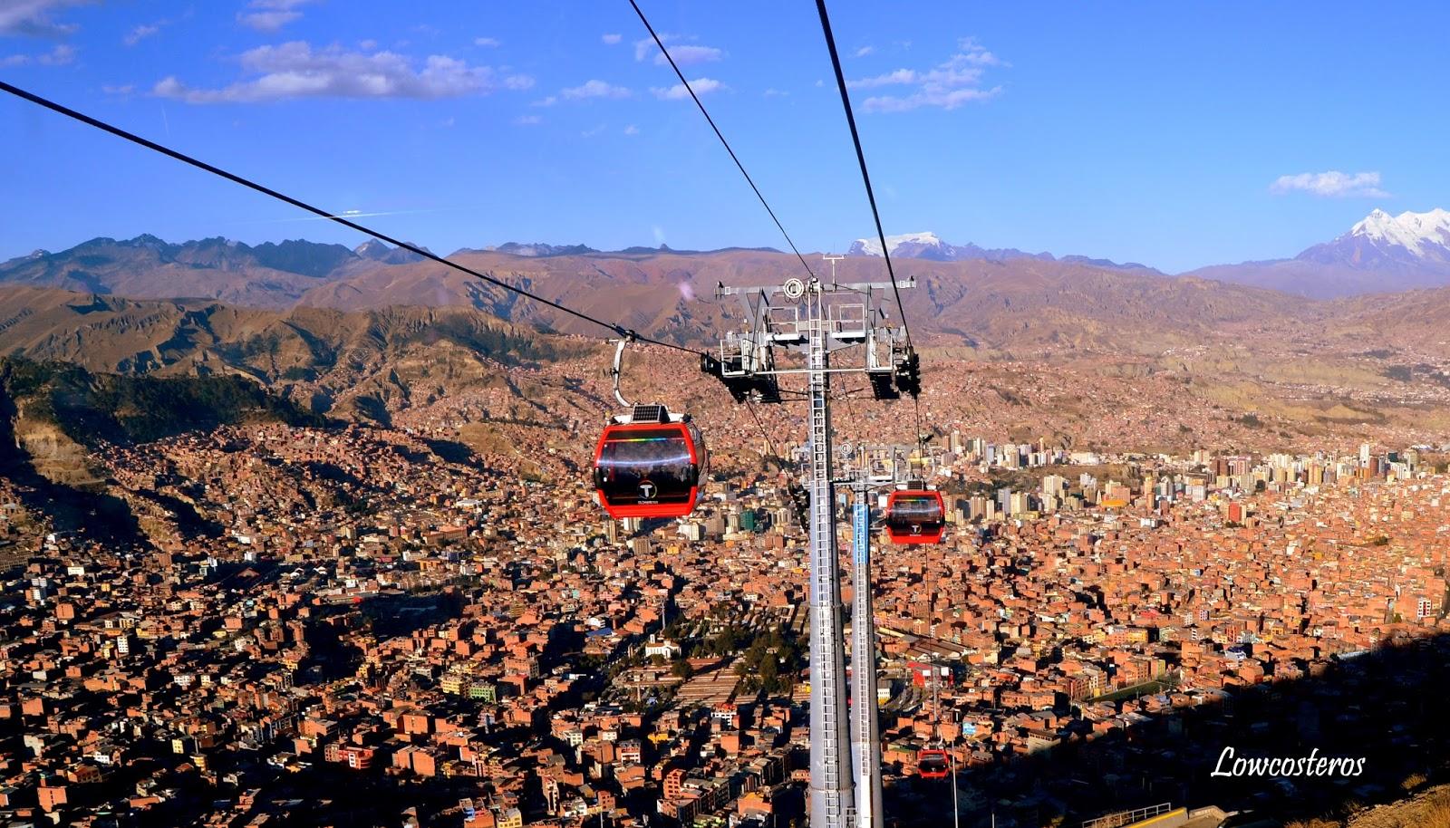 Lowcosteros: Guía Para Visitar La Paz, Bolivia
