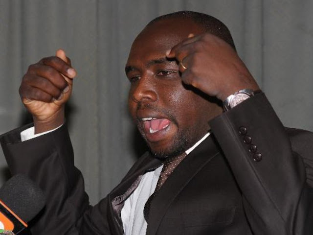 Miguna Miguna Feeds Murkomen Humble Pie, Calls Him Ignorant