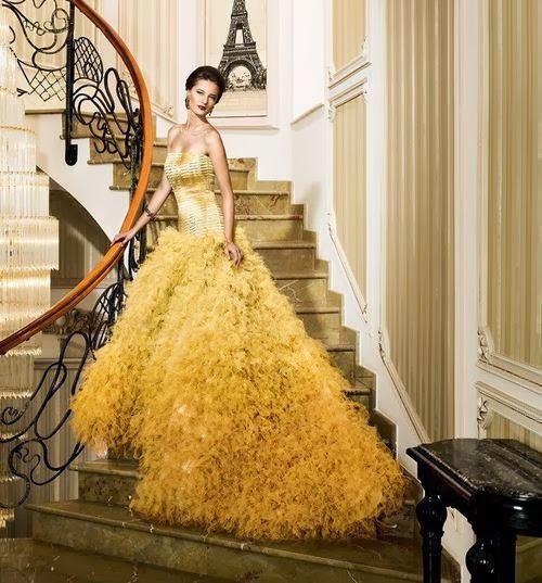 eb8ae410e Asombrosos Vestidos de Noche muy elegantes