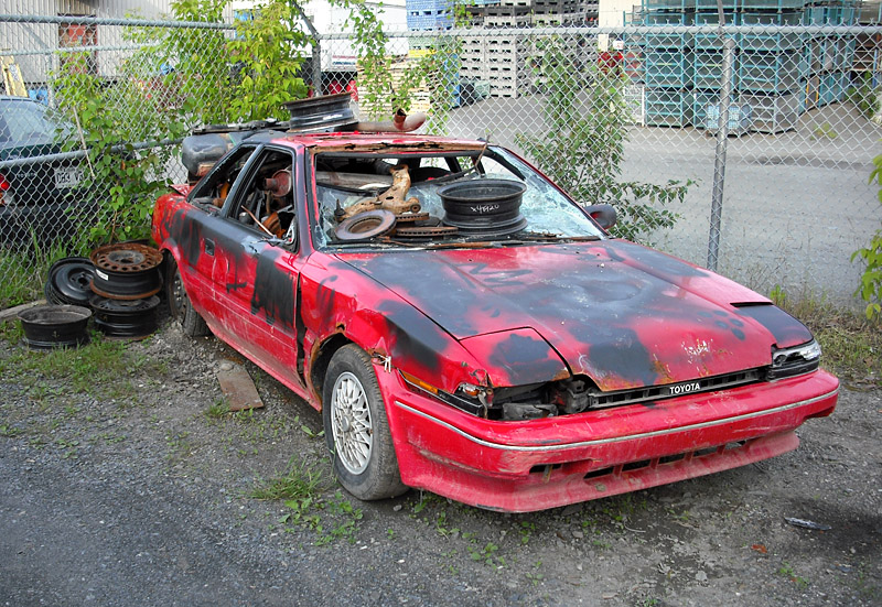 Best Place To Bring Car For Scrap Metal