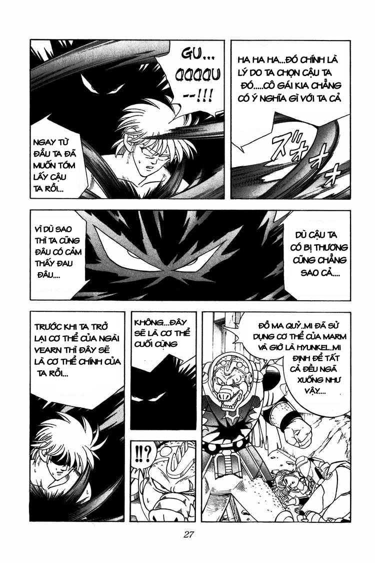 Dấu ấn rồng thiêng chap 318 trang 4