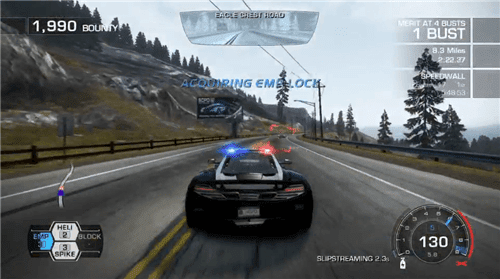 รีวิวเกม PC Need For Speed Hot Pursuit