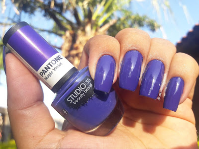 pantone studio 35 magic violet