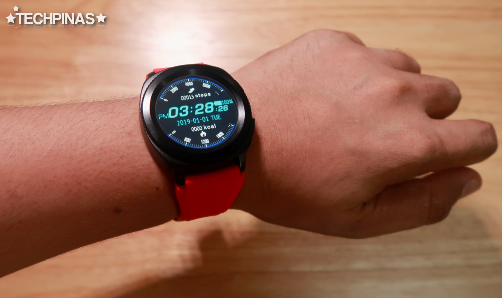 Cherry Mobile Flare Watch