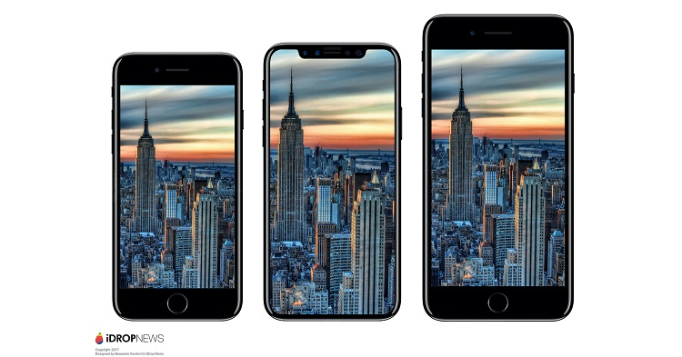 new reports from iDropNews suggests that the iPhone 8 will be bigger than iPhone 7 in every way!