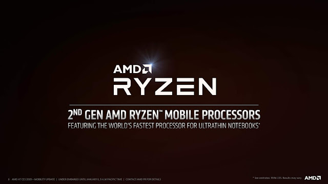 second generation amd ryzen