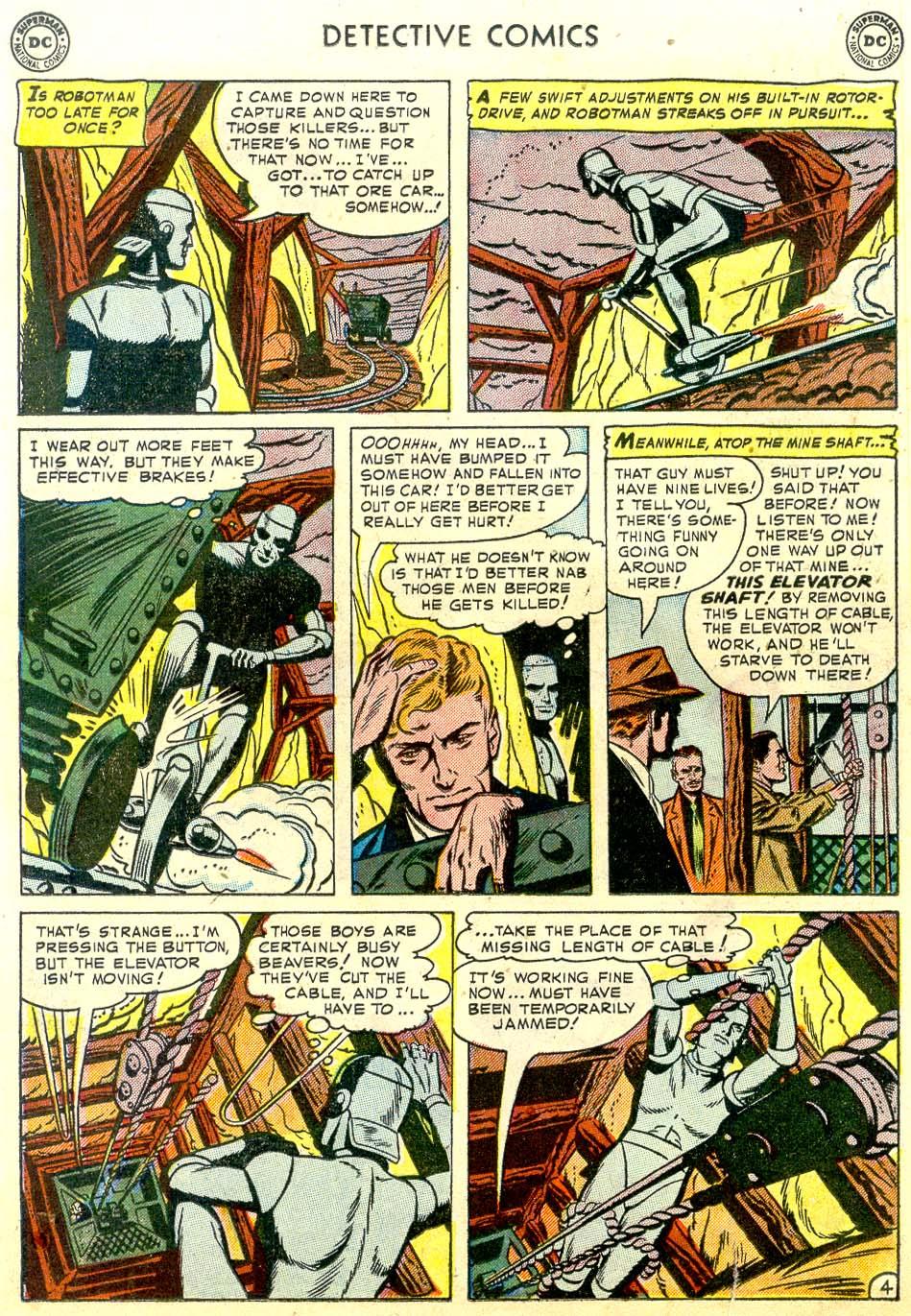 Read online Detective Comics (1937) comic -  Issue #179 - 28