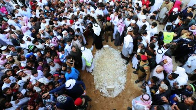 500 Orang Warga Tiongkok Masuk Islam Setelah Melihat Pemakaman Raja Saudi