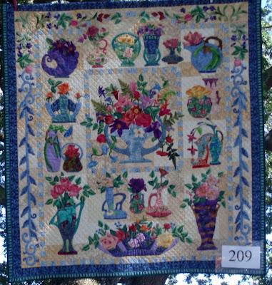Quilt Inspiration Quilting In The Garden Quilt Show
