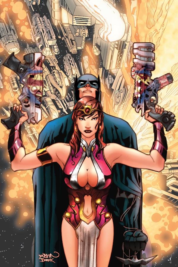 superman batman comic