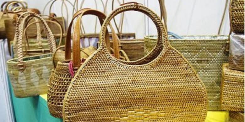 aneka tas unik dari ketak lombok
