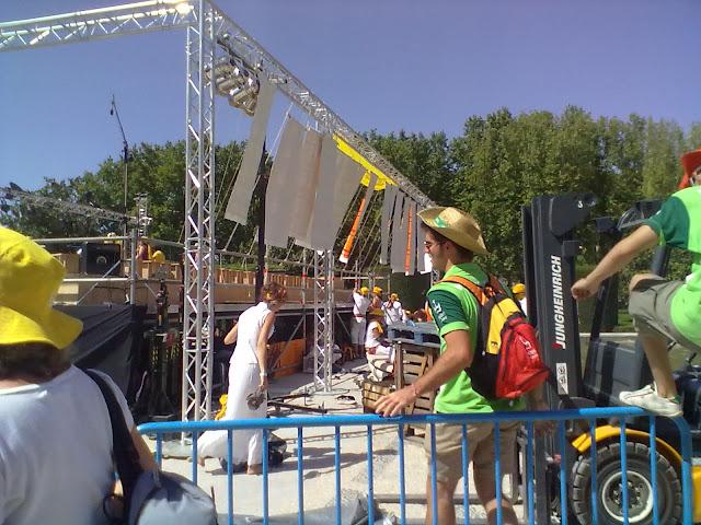 Algunos de los actos más representativos de la JMJ Madrid 2011