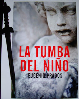 Portada del libro La tumba del niño, de Eugenio Prados