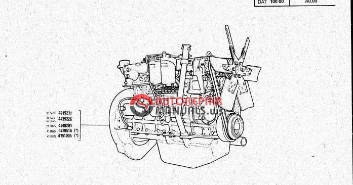 Auto Repair Manuals: Allis Chalmers Crawler Loader FL10C