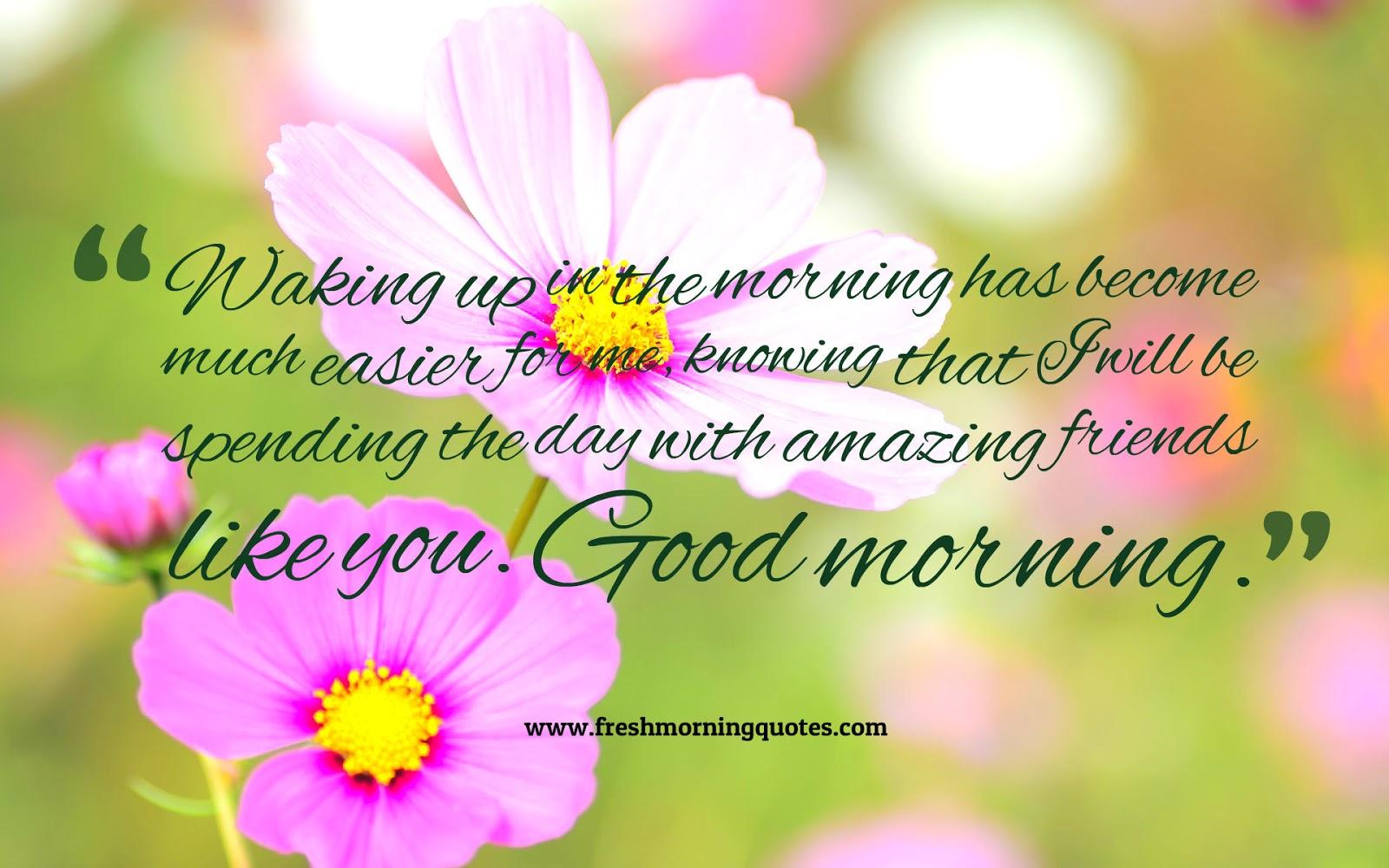 60 Beautiful Good Morning Whatsapp Status Messages