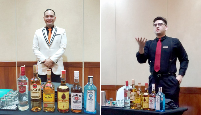 Marco Polo Davao Launches Mixology Class