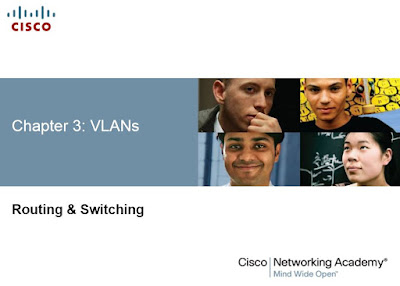 CCNA Routing & Switching, Chapter 3: VLANs