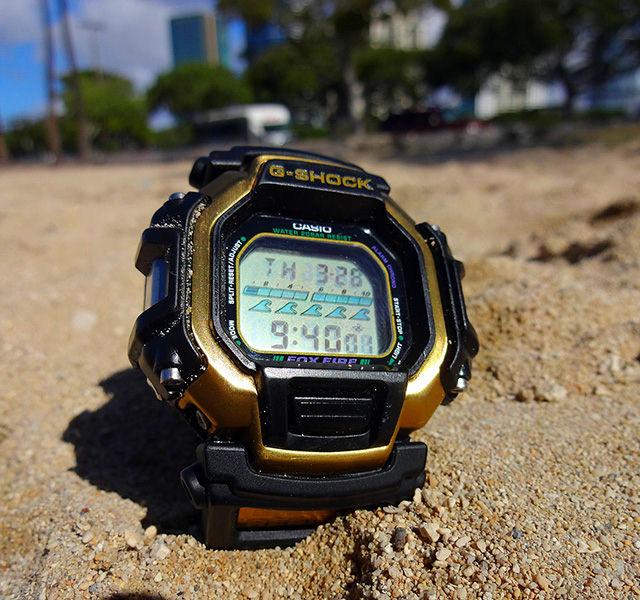 G-shock vintage DW-8160 Endless Summer