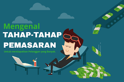 10 Tahap Pemasaran: dari Nol hingga Mendapatkan Pelanggan Loyal