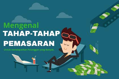 11 Tahap Pemasaran: dari Nol hingga Mendapatkan Pelanggan Loyal