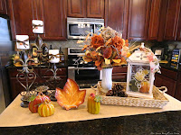 OUR FALL KITCHEN
