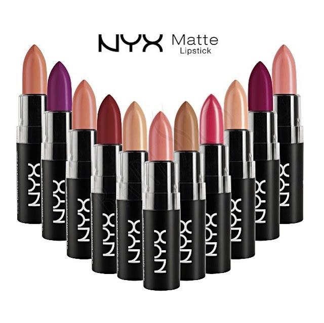 Harga NYX Lipstick Matte Review Yang Bagus