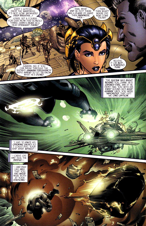 Read online Sigil (2000) comic -  Issue #14 - 5