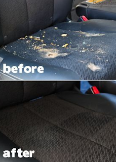 Auto Detailing Calgary How to Get Soda Stains Out of Your Car Seat