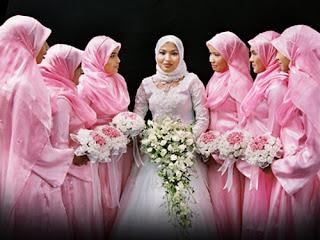 Pernikahan sesuai Syariah Islam