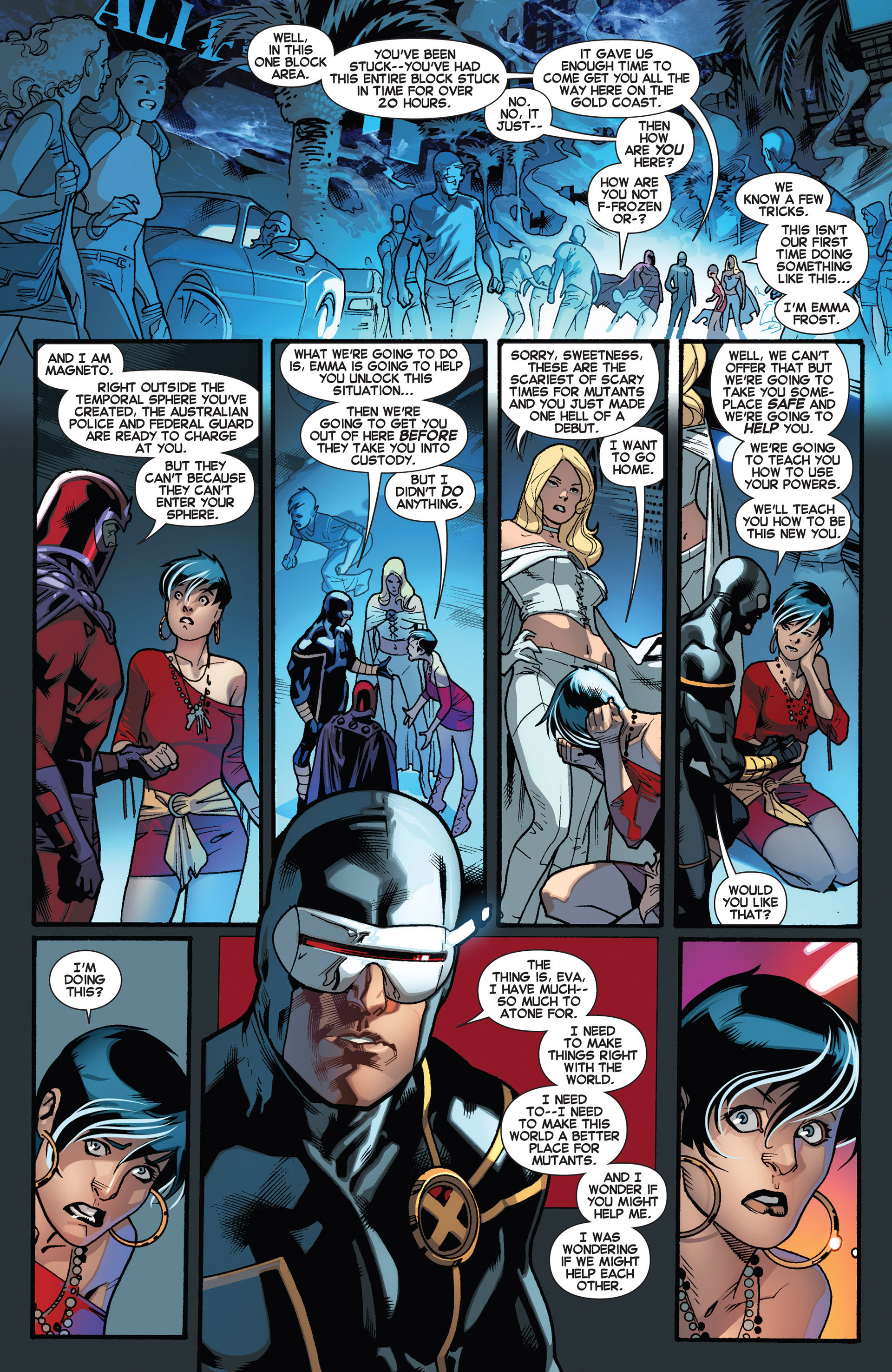 Read online All-New X-Men (2013) comic -  Issue #1 - 9
