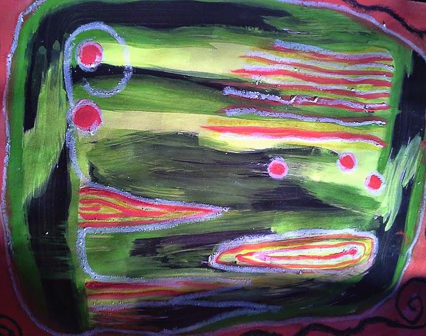 Inner Landscape Gypsy Grove Arts
