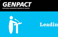 Genpact Off Campus for Freshers - On 28th Aug 2016