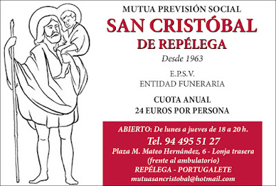 Mutua San Cristóbal de Repélega