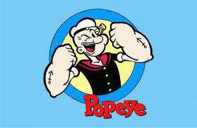 film kartun popeye