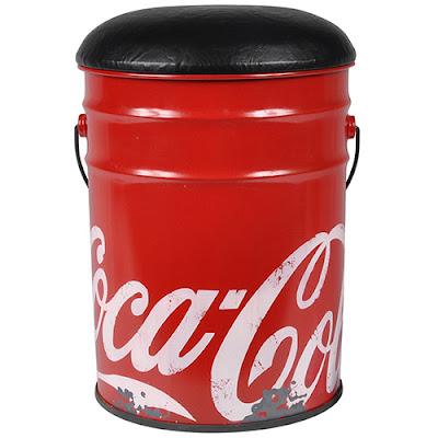 Puff da Coca Cola