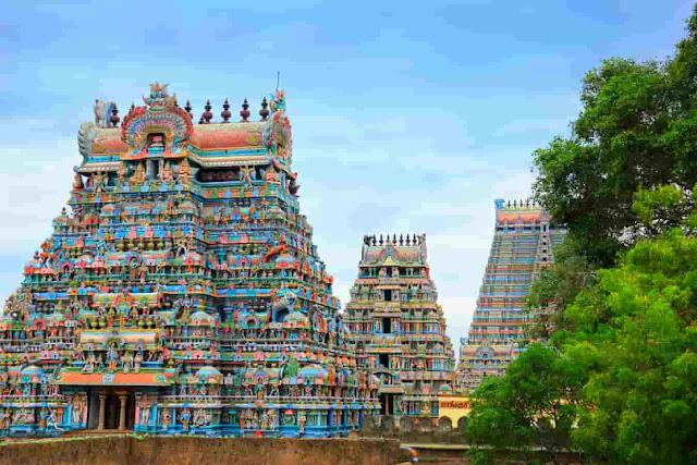 Chennai-India-Tamil-Nadu-Madras-temple