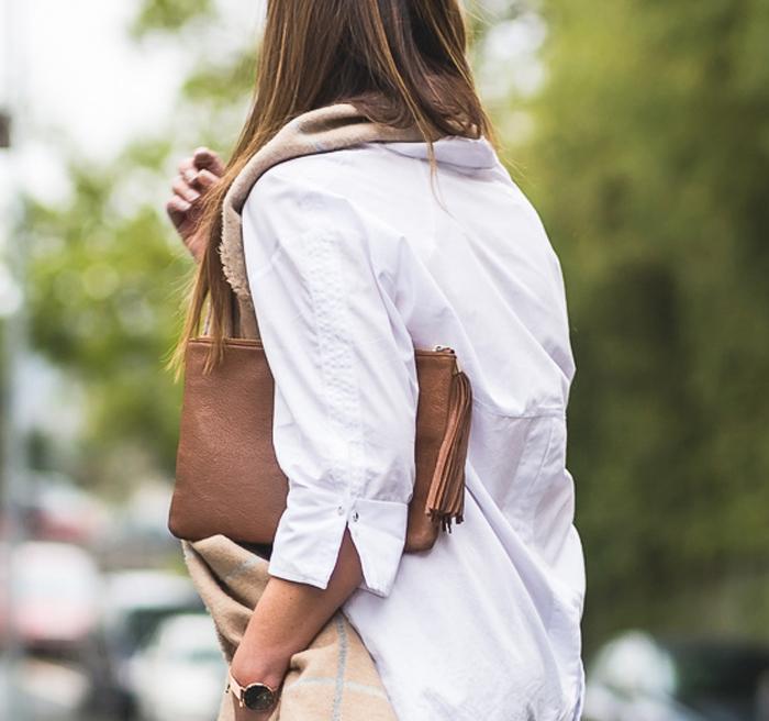 Camisa Blanca ,es cuestión de estilo , Lucía Díez , Personal Shopper .