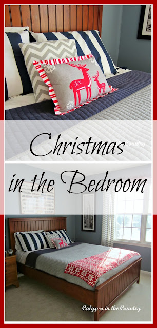 Christmas Decorating Ideas for a Kid's Bedroom