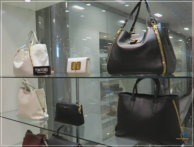 Bolsas Tom Ford para SAX Department