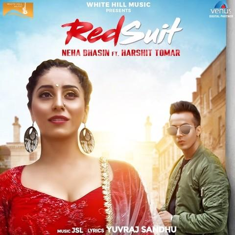 Red Suit  Neha Bhasin,Harshit Tomar  new song