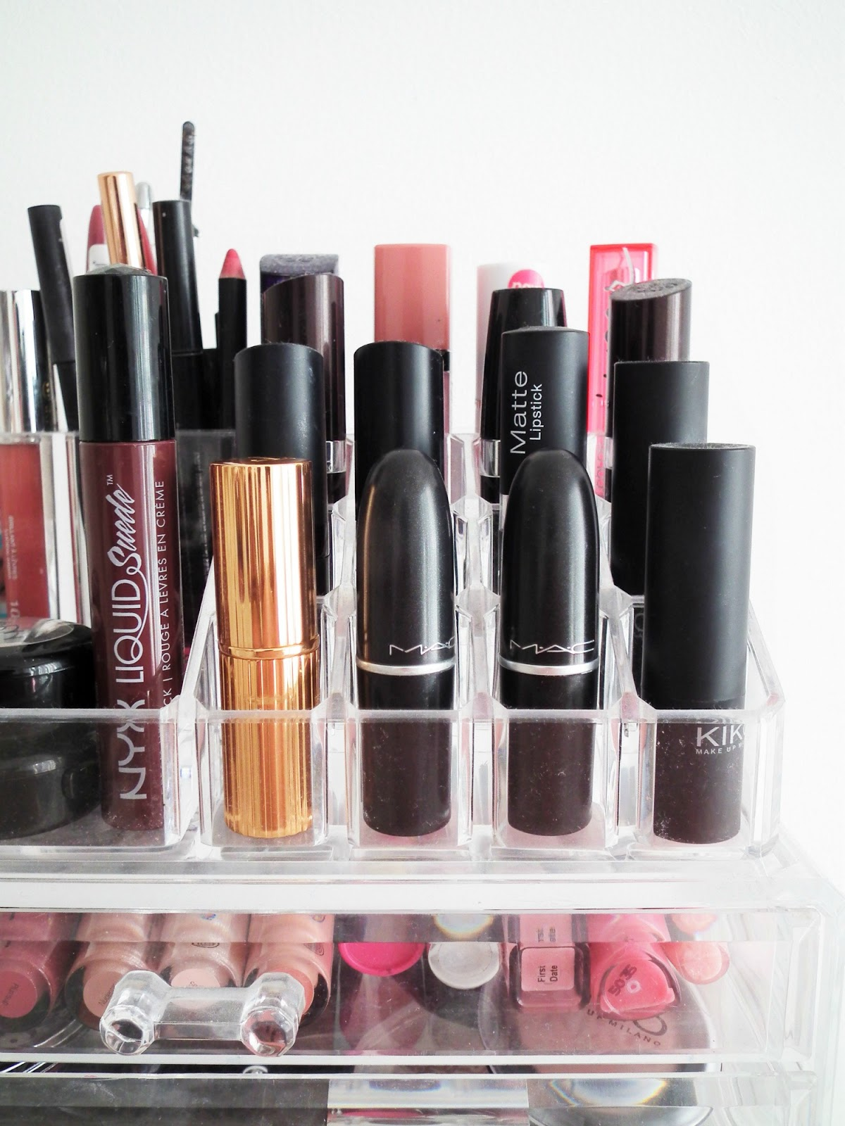 7 Makeup Storage Ideas