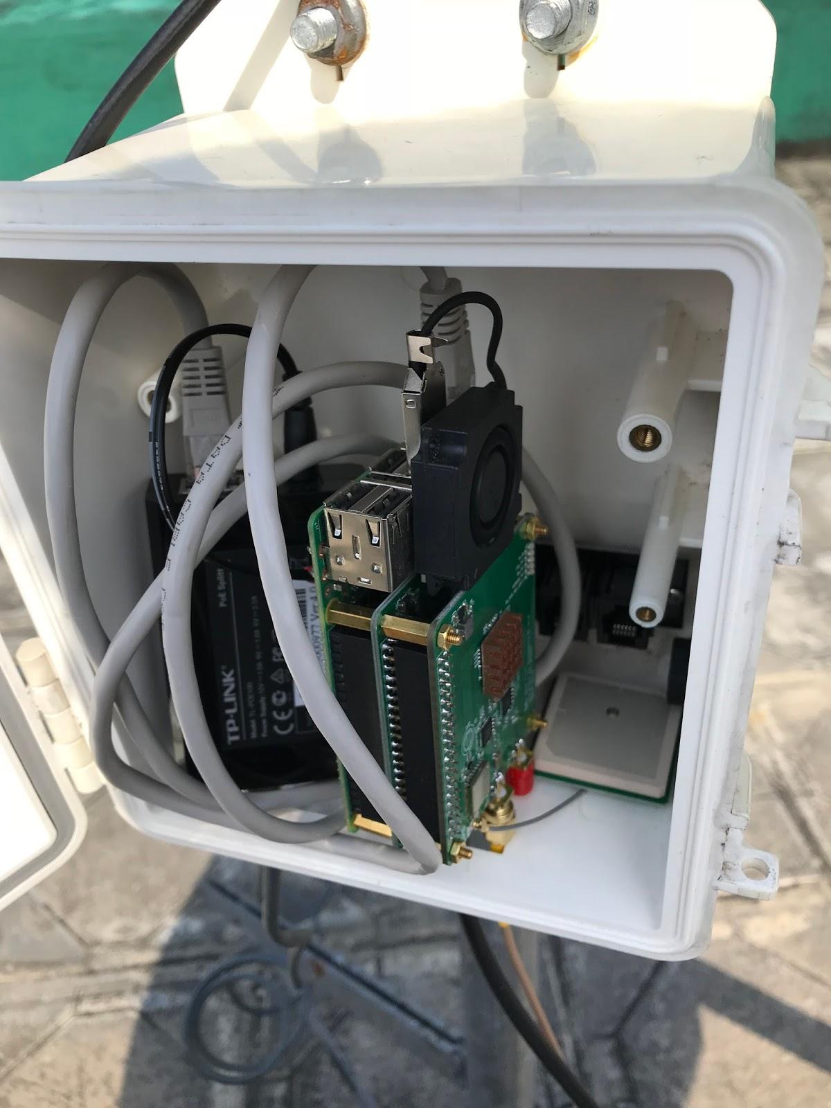 隨手小記: TTN Gateway Setup
