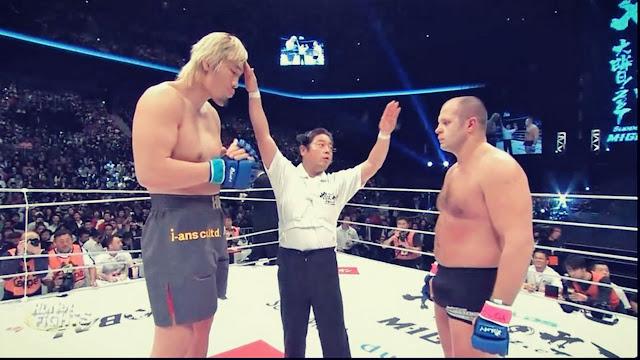 MMA Mismatches