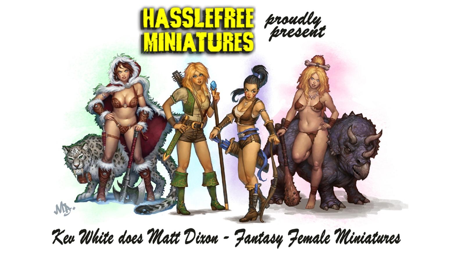 Female+Fantasy+Miniatures+-+Hasslefree+M